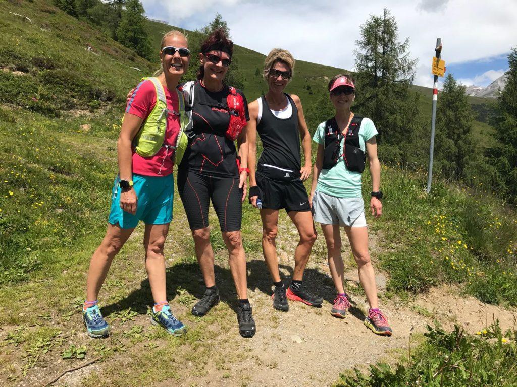 Trailrunningcamp mit Jasmin Nunige