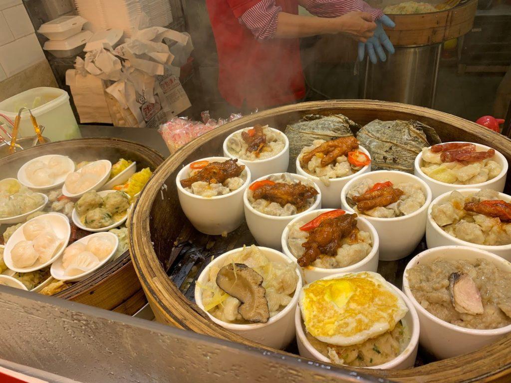 Suppenküche Hongkong